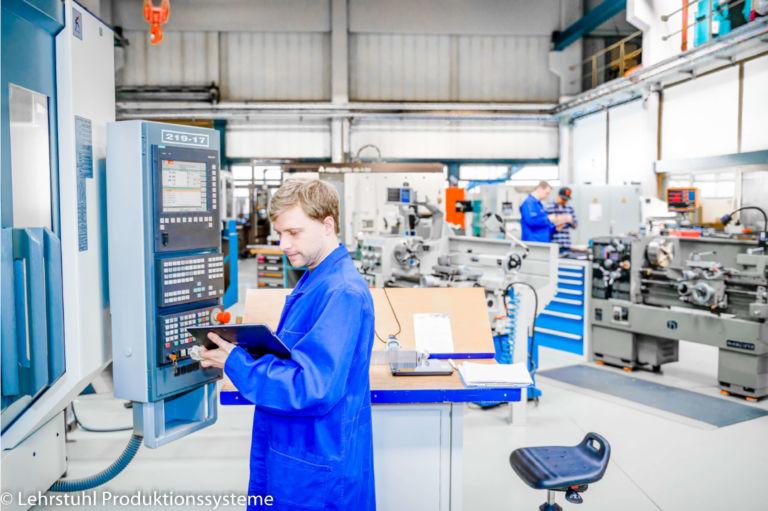 LPS Lern- und Forschungsfabrik